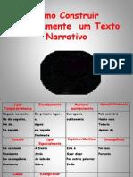 Como Escrever _ Texto+Narrativo