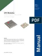 Antaris4 Modules Sim(Gps.g4 Ms4 05007)