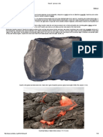Basalt - Igneous Rocks