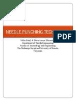 Needle Punching1
