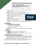 Apuntes Del Derecho Del Menor en Paraguay