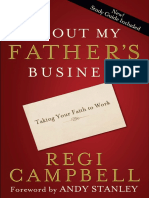 About My Fathers Business by Regi Campbell - Excerpt