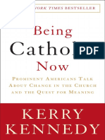 Being Catholic Now by Kerry Kennedy - Excerpt