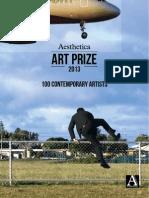 Art Prize Anthology