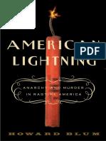 American Lightning by Howard Blum - Excerpt