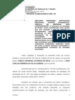 PASTOR EVANGÉLICO - VÍNCULO DE EMPREGO