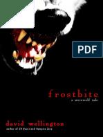 Frostbite by David Wellington -  Excerpt