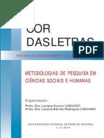 A Cor Das Letras n. 14 2013 v. Site