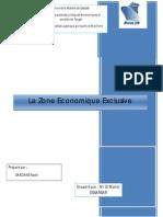 Zone Economique Exclusive