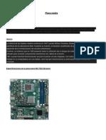 Placa Madre PDF