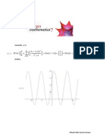 Serie de Fourier Tarea