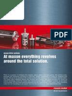 01Maxon Complete Catalog 2009-2010
