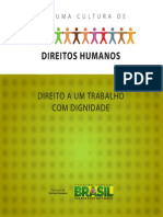 Por Uma Cultura de Direitos Humanos Unesco