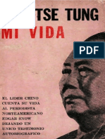 Mi Vida - Mao Tse Tung