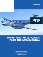 BE20 FS Technical Manual