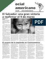 `Foro Social Latinamericano', February 2014 issue