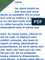 Eminescu Sarmanul Dionis