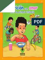 Nutricion Con Amor Para La Primera Infancia