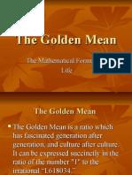 Grace GoldenMean