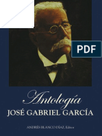 Vol 115. Antologia . Jose Grabiel Garcia