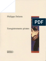 137370892 Philippe Delerm Enregistrements Pirates PDF