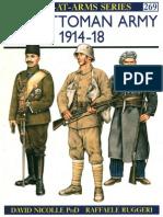 Osprey+[MAA]+269.The.Ottoman.Army.1914-18(一战土耳其军队)