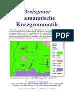 Allemannisch_kurzgrammatik