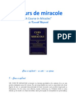 Curs de Miracole Lectiile 1 365