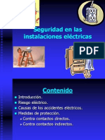 C-1 Seguridad Inst. Electricas