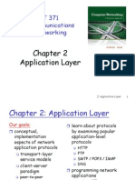 Application 1 - Networking