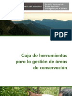 TOOL KIT- GESTION DE AREAS DE CONSERVACION- FASCICULO 0 -