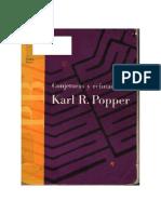 Popper Conjeturas y Refutaciones