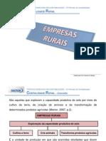 Unidade I EmpresaRural TEC 2014 1 [Modo de Compatibilidade]