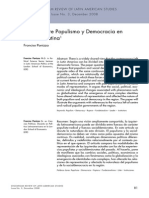 Panizza+Fisuras+Entre+Populismo+y+Democracia