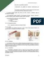 Procedimientos de Fabricacic3b3n Conformado Con Pc3a9rdida de Material
