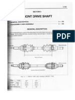 03 - Front Drive Shaft