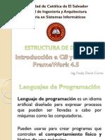2# y El .NET Framework 4.5