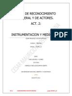 Instrumentacion y Mediciones