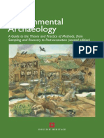 Environmental Archaeology (2nd Edition, English Heritage, 2011)
