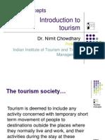 Introduction Tourism