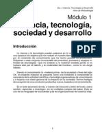 1. CIENCIA, TECNOLOGÍA   Y  DESARROLLO