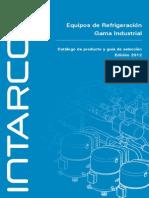 Catalogo Gama Industrial INTARCON 2012