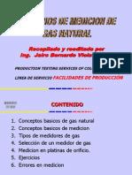Medicion Gas
