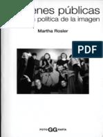 Aspectos políticos de la fotografía documental