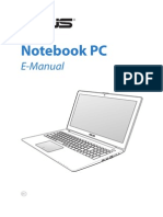 Notebook Pc Manual