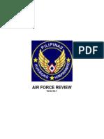 Air Force Review - Vol. 2, No. 1