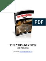61418222 Sins of Mixing