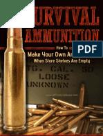 Survival Ammunition Report