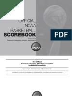 Scorebook