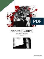 GURPS Naruto 4TH Manual 3.0